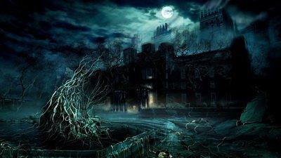 عکس خانه ارواح